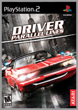 Driver: Parallel Lines for PlayStation 2 last updated Jan 31, 2009