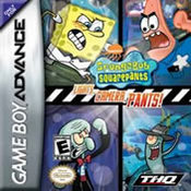 SpongeBob SquarePants: Lights, Camera, Pants! GBA