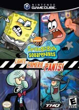 SpongeBob SquarePants: Lights, Camera, Pants! GameCube