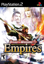 Dynasty Warriors 5: Empires PS2