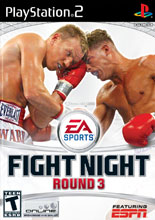 Fight Night: Round 3 for PlayStation 2 last updated Aug 22, 2008