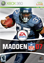 Madden NFL 07 for Xbox 360 last updated Sep 04, 2013