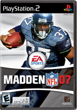 Madden NFL 07 for PlayStation 2 last updated Nov 22, 2008