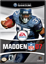 Madden NFL 07 for GameCube last updated Dec 14, 2009
