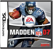 Madden NFL 07 for Nintendo DS last updated Feb 17, 2009