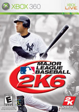 Major League Baseball 2K6 Xbox 360