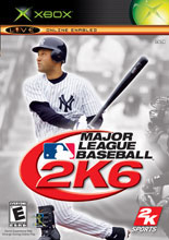 Major League Baseball 2K6 Xbox