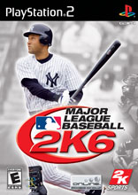 Major League Baseball 2K6 PS2