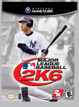 Major League Baseball 2K6 GameCube