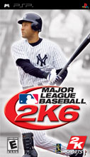 Major League Baseball 2K6 PSP