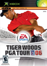 Tiger Woods PGA Tour 06 Xbox