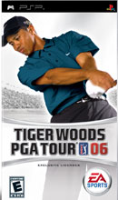 Tiger Woods PGA Tour 06 PSP