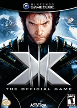 X-Men: The Official Game GameCube