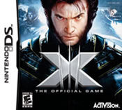X-Men: The Official Game DS