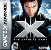 X-Men: The Official Game GBA