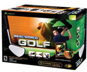 Real World Golf Xbox