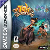 Tak: The Great Juju Challenge GBA