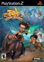 Tak: The Great Juju Challenge PS2
