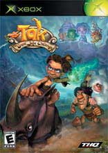 Tak: The Great Juju Challenge Xbox
