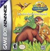 Land Before Time: Into the Mysterious Beyond GBA