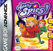 Totally Spies GBA
