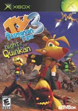 Ty the Tasmanian Tiger 3: Night of the Quinkan Xbox