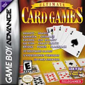 Ultimate Card Games GBA