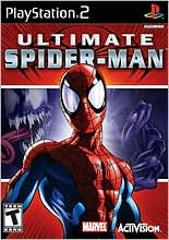 Ultimate Spiderman PS2