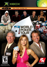 World Poker Tour Xbox