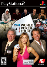 World Poker Tour PS2