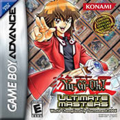 Yu-Gi-Oh! Ultimate Masters Championship 06 for Game Boy Advance last updated Jan 20, 2009