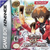 Yu-Gi-Oh! GX Duel Academy for Game Boy Advance last updated Jan 24, 2009