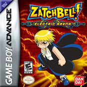 Zatch Bell! Electric Arena GBA