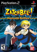 Zatch Bell! Mamodo Battles PS2