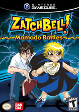 Zatch Bell! Mamodo Battles GameCube