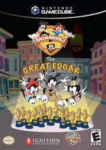 Animaniacs: The Great Edgar Hunt GameCube