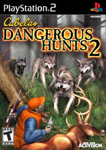 Cabela's Dangerous Hunts 2 PS2