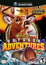 Cabela's Outdoor Adventures GameCube