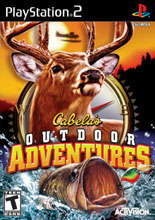 Cabela's Outdoor Adventures for PlayStation 2 last updated Apr 02, 2009