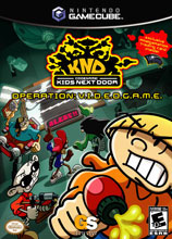 Codename: Kids Next Door: Operation: V.I.D.E.O.G.A.M.E. GameCube