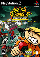 Codename: Kids Next Door: Operation: V.I.D.E.O.G.A.M.E. PS2