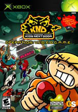 Codename: Kids Next Door: Operation: V.I.D.E.O.G.A.M.E. Xbox
