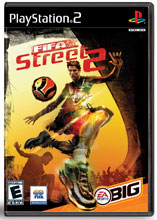 FIFA Street 2 for PlayStation 2 last updated May 05, 2008