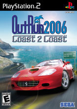 Outrun 2006: Coast 2 Coast PS2