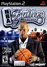 NBA Ballers: Phenom PS2