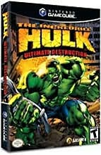 Incredible Hulk: Ultimate Destruction GameCube