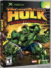 Incredible Hulk: Ultimate Destruction Xbox
