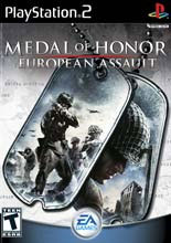 Medal of Honor: European Assault for PlayStation 2 last updated Dec 29, 2009