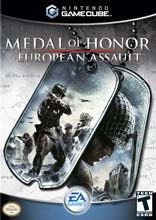 Medal of Honor: European Assault for GameCube last updated Jun 21, 2008