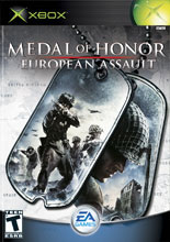 Medal of Honor: European Assault for Xbox last updated Jan 07, 2009